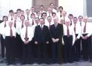 Der Chor im Jahr 1977