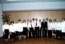 Der Chor im Jahr 1997