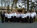 Der Chor im Jahr 2005