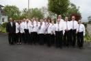 Der Chor im Jahr 2012
