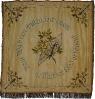 Rückseite der Vereinsfahne